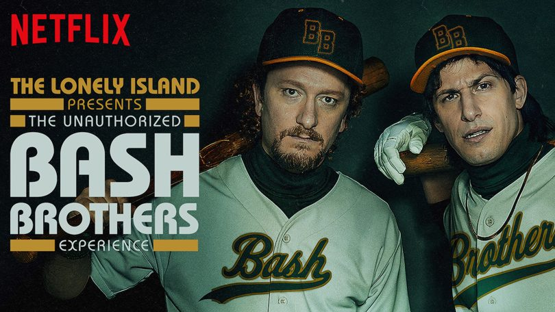 The Lonely Island Presents The Unauthorized Bash Brothers Experience