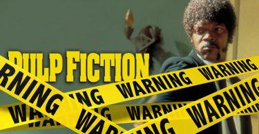Verwijderalarm Pulp Fiction