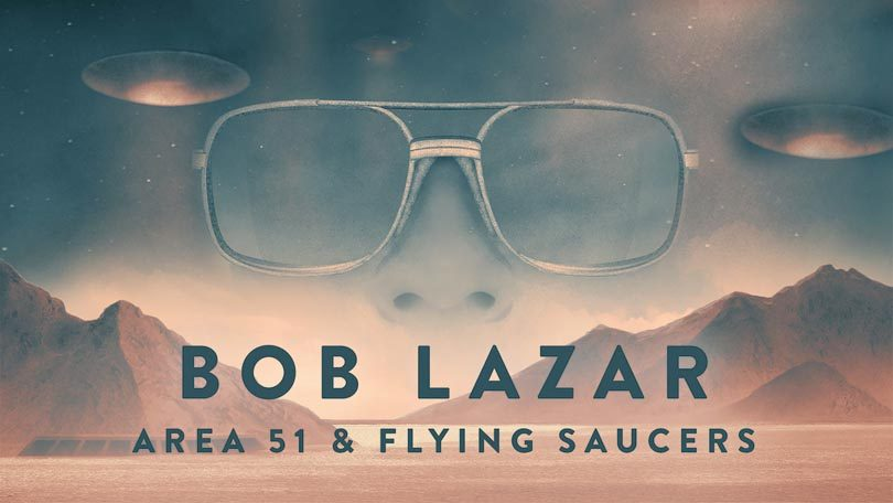 Bob Lazar Area 51 and Flying Saucers Netflix