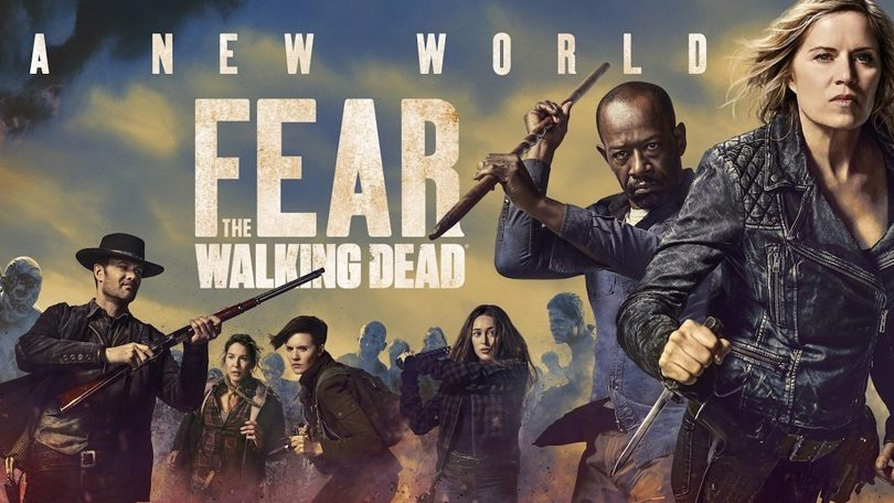 Fear The Walking Dead Netflix