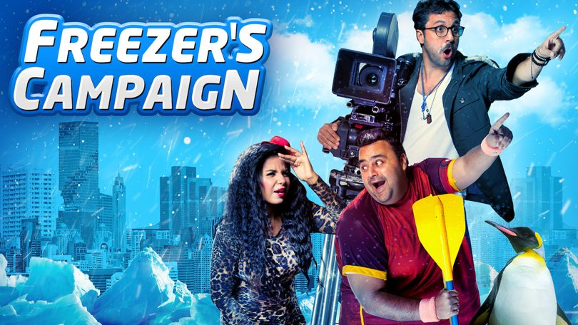 Freezers Campaign Netflix