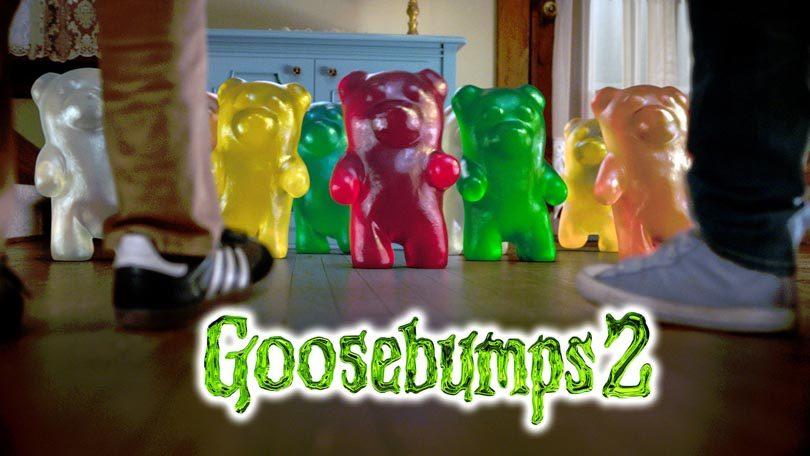 Goosebumps 2 Netflix