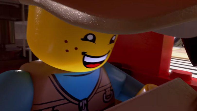 LEGO City 2018 Netflix