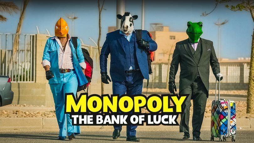 Monopoly The Bank Of Luck Netflix