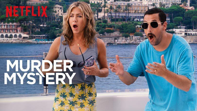 Murder Mystery Netflix
