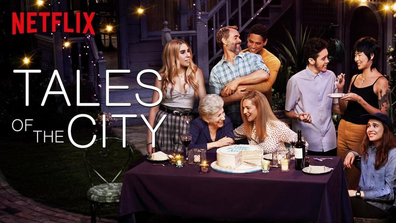 Tales of the City Netflix