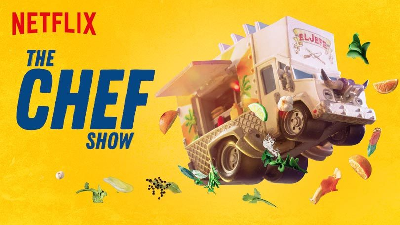 The Chef Show Netflix