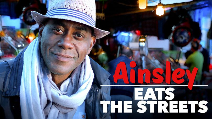 Ainsley Eats the Streets Netflix