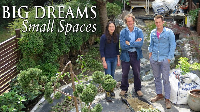 Big Dreams Small Spaces Netflix