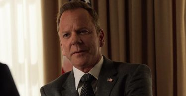 Designated Survivor seizoen 3 Kiefer Sutherland