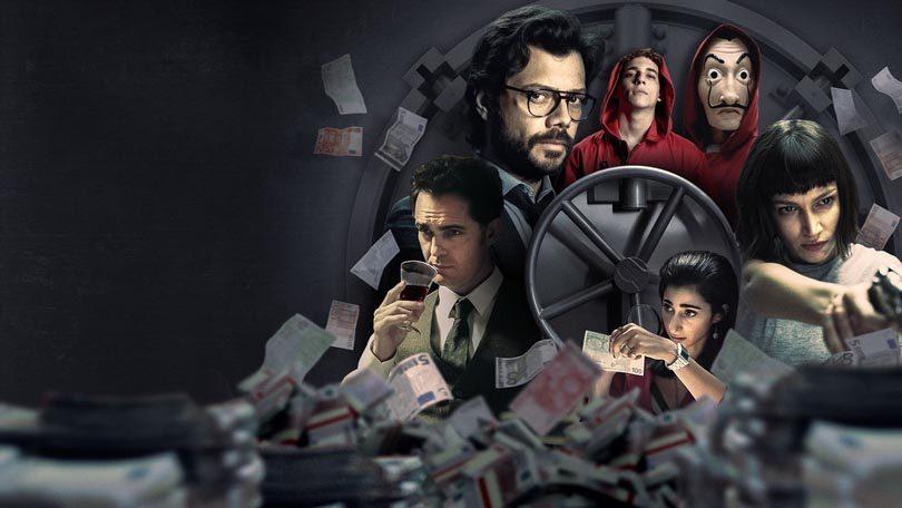 La Casa de Papel seizoen 4