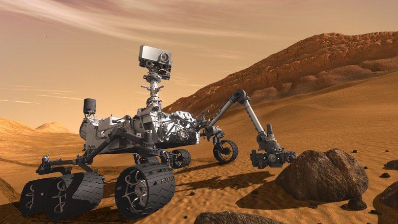NOVA Ultimate Mars Challenge Netflix