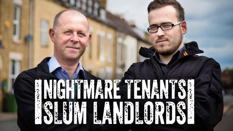 Nightmare Tenants, Slum Landlords Netflix