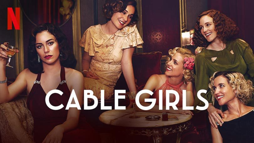 Cable Girls seizoen 4 Netflix