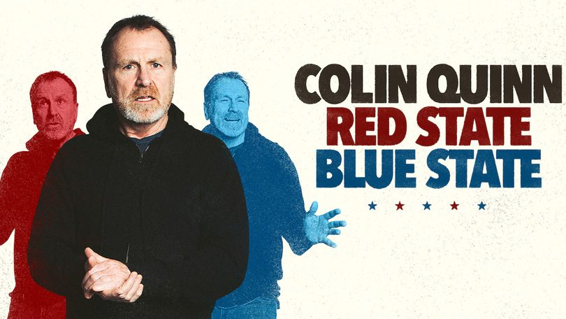 Colin Quinn Red State Blue State Netflix