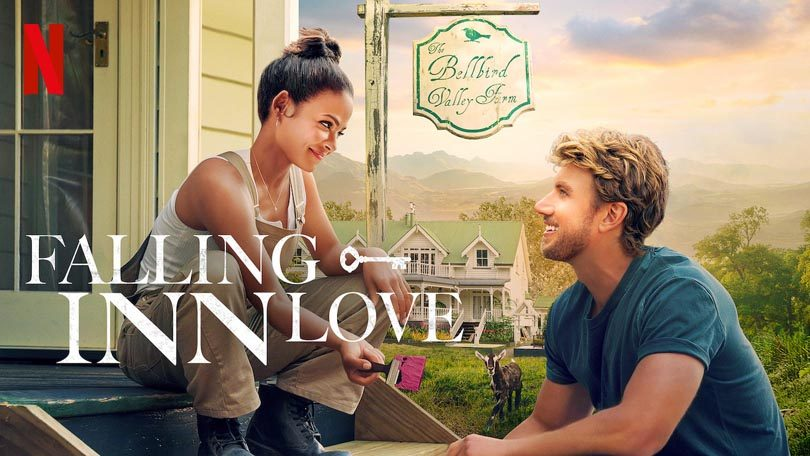 Falling in Love Again Netflix