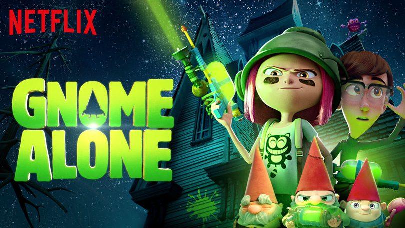 Gnome Alone Netflix