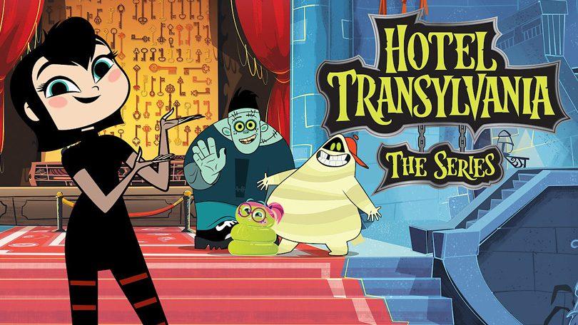 Hotel Transylvania Netflix