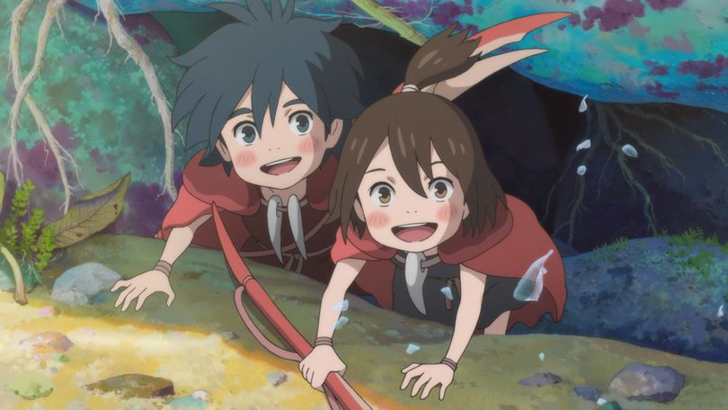 Modest Heroes Ponoc Short Films Theatre Netflix