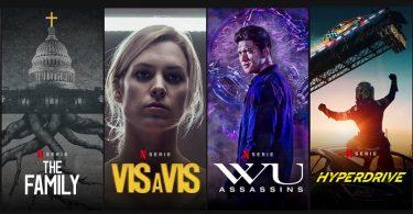 Netflix augustus NL 2019