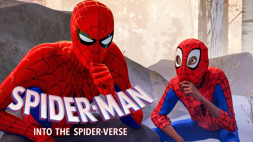 Spider-Man Into the Spider-Verse Netflix
