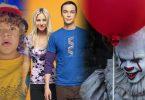 Stranger Things Big Bang Theory It