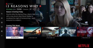 Binnenkort op TV-app Netflix