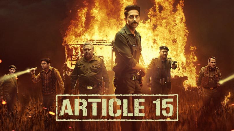 Article 15 Netflix