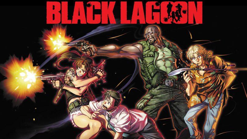 Black Lagoon Netflix