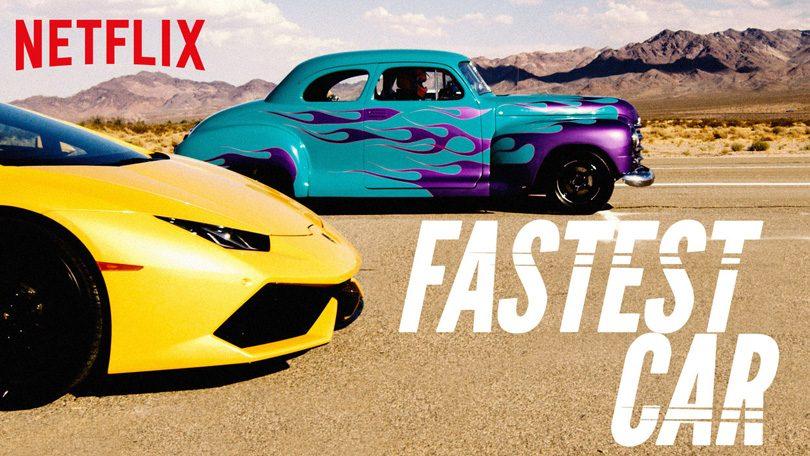 Fastest Car Netflix