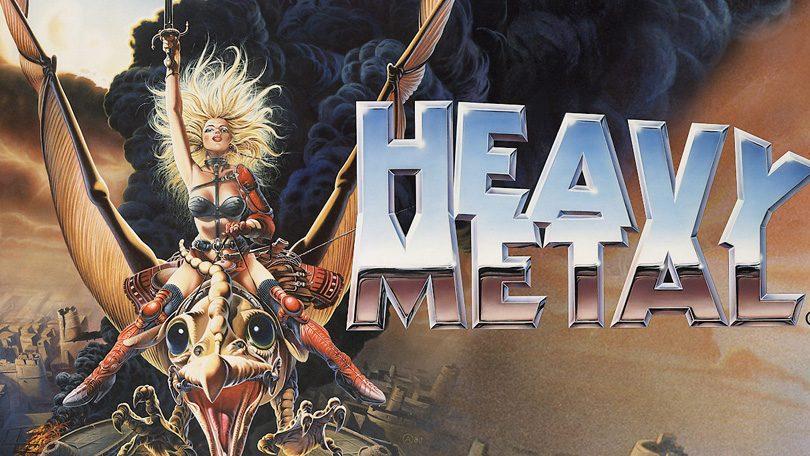 Heavy Metal Netflix