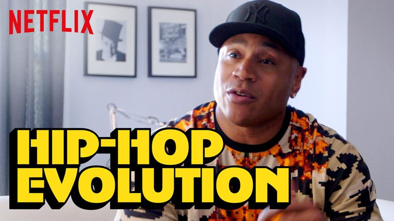 Hip hop Evolution Netflix