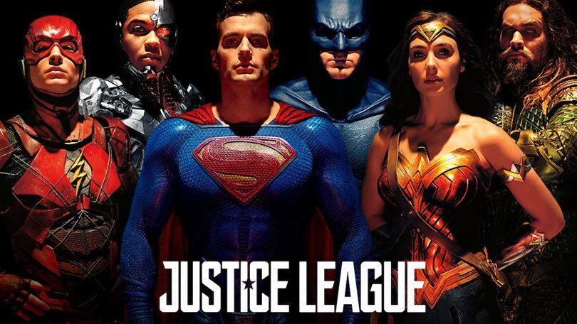 Justice League Netflix