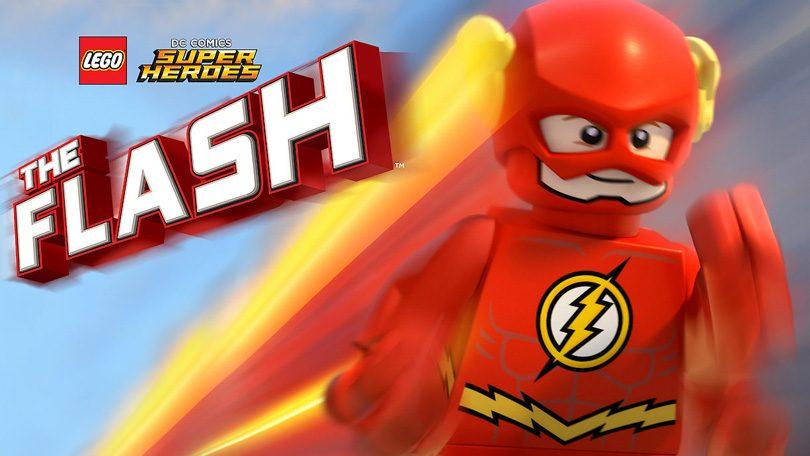 LEGO DC Super Heroes The Flash Netflix