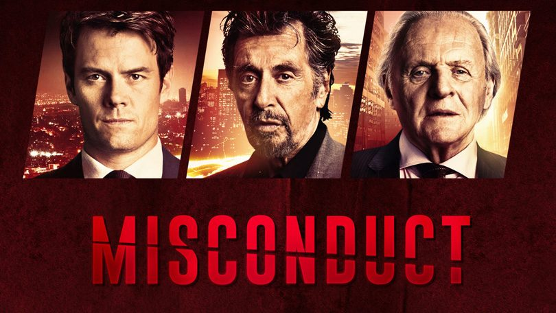 Misconduct Netflix