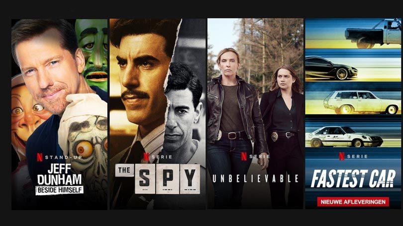 Netflix aanbod september 2019