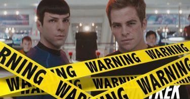 Star Trek Verwijderalarm