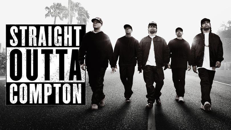 Straight Outta Compton Netflix