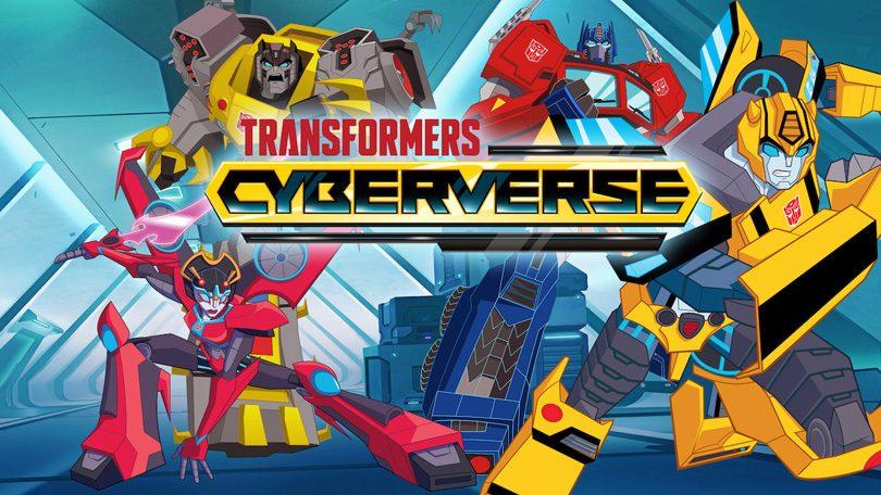 Transformers Cyberverse Netflix