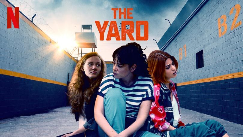 Avlu The Yard Netflix