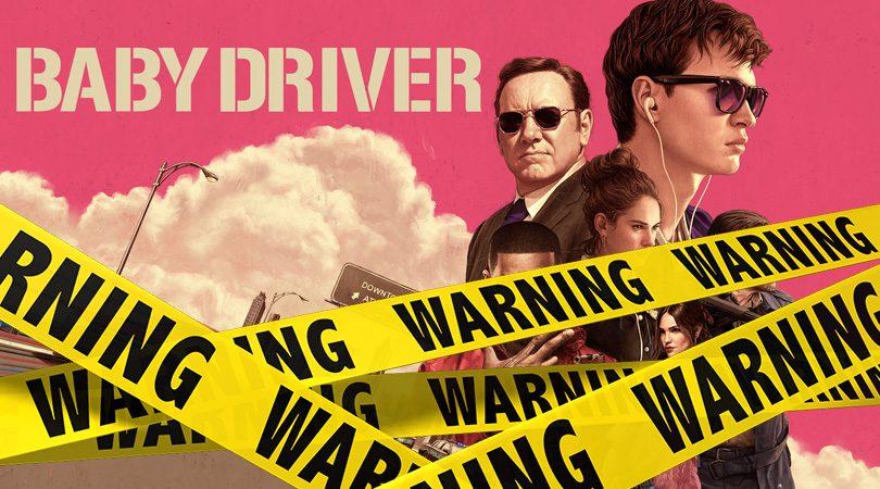 Baby Driver Verwijderalarm