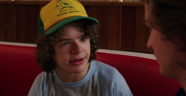 Dustin Stranger Things Netflix