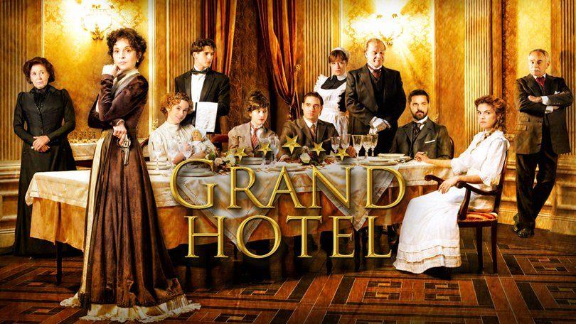 Grand Hotel Netflix