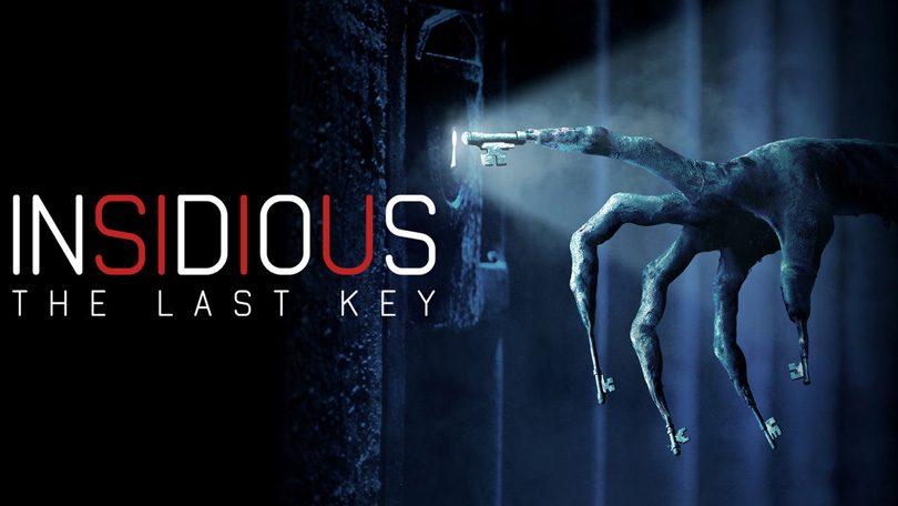 Insidious The Last Key Netflix