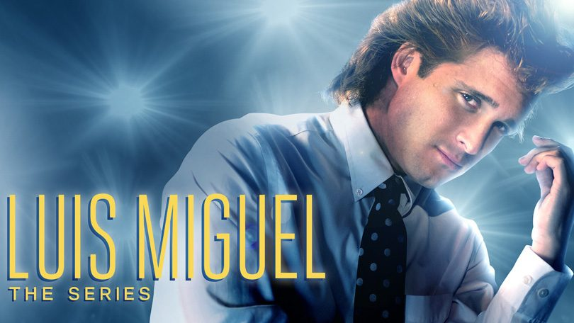 Luis Miguel Series Netflix