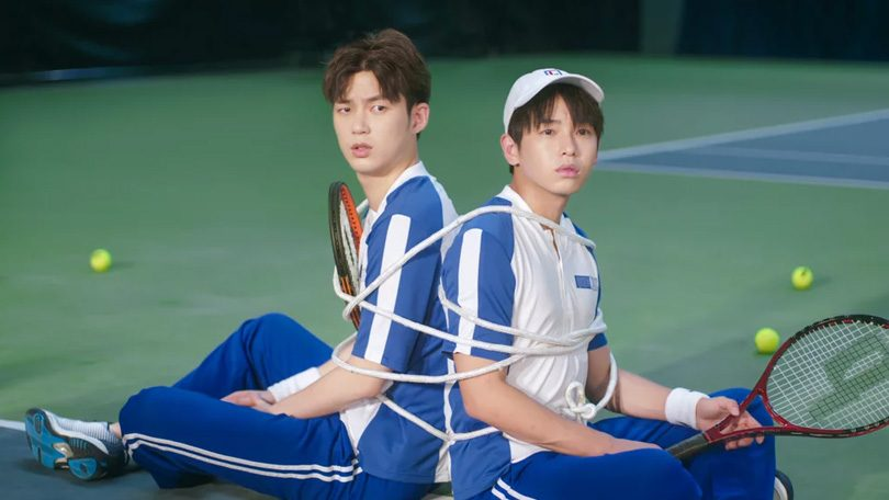 Matcha! Tennis Juniors Netflix