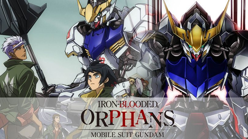 Mobile Suit Gundam Iron-Blooded Orphans Netflix