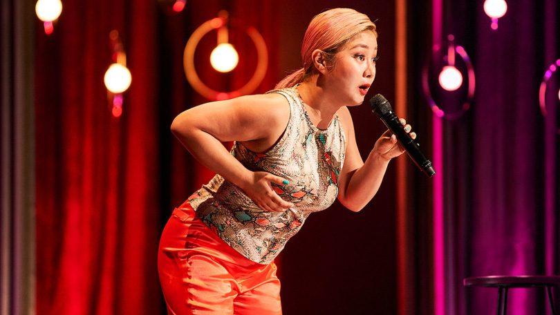 Park Na-rae Glamour Warning Netflix