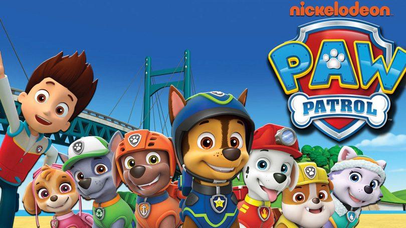Paw Patrol Netflix