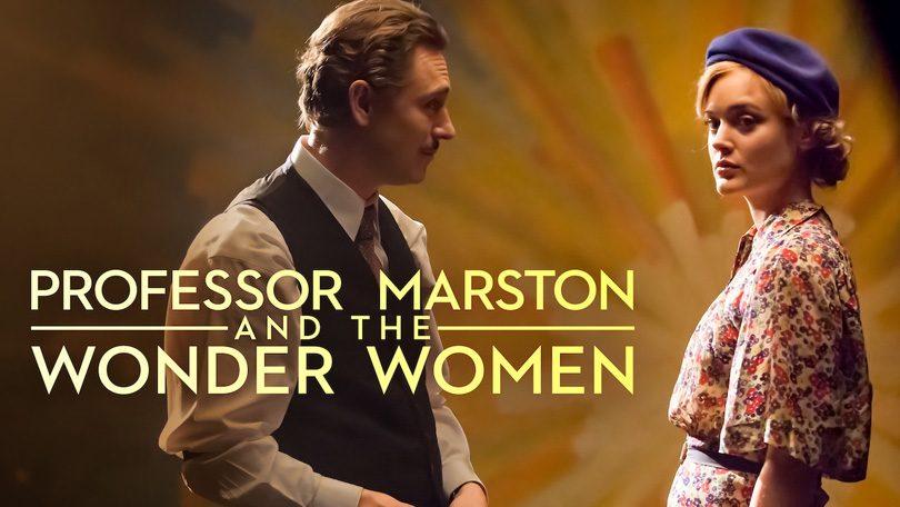 Professor Marston and the Wonder Women Netflix